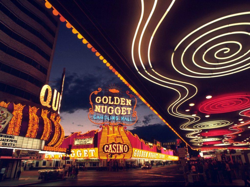 Night-evening-signage-neon-sign-stage-illustration